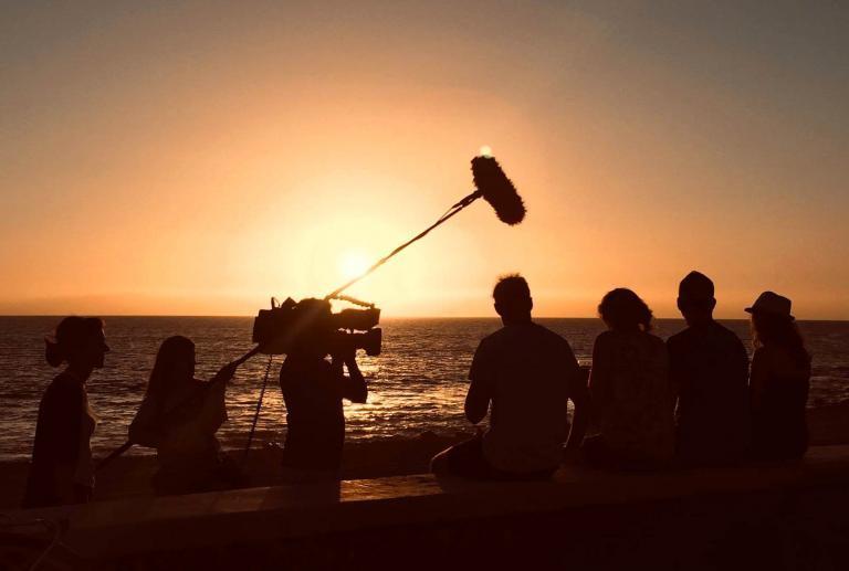 EB-Team, black@white media, TV & Film Produktion, Kamerateam, Fernsehproduktion. camera tv crew from munich germany
